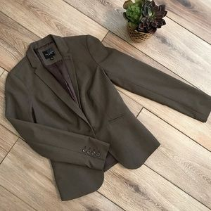 Brown The Limited blazer